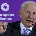 涉嫌非法出售奧運VIP門票 歐洲奧委會主席希基在里約被捕
