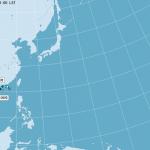 第8號颱風「電母」生成 氣象局:不會直接影響台灣