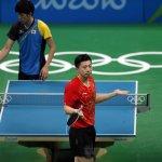里約奧運》中國桌球男團降日奪金 3度衛冕奧運桌球「大滿貫」