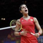 里約奧運》羽球女單金牌戰 西班牙一姐馬琳擊退印度黑馬辛德胡