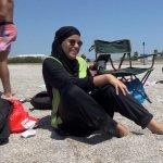 布基尼濕了讓身材曲線畢露》穆斯林女孩拒上游泳課 德國聯邦憲法法院:伊斯蘭律法沒這種規定