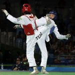 里約奧運》莊佳佳力拚跆拳道銅牌戰 不敵土耳其對手塔塔爾