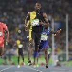 里約奧運》博爾特400公尺接力奪里約第三金 美國隊犯規銅牌遭取消