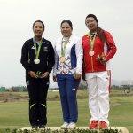 里約奧運》女子高球南韓朴仁妃摘金 我國女將盧曉晴、龔怡萍無緣奪牌