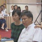 詹順貴夫妻同台,林子凌批縣市長不分藍綠「佔地為王」