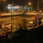 漢光軍演》首都保衛戰!史上首次封阻雪山隧道 消波塊登場