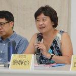 蔡政府百日施政困境 台灣守護民主平台:總統想掌權施政卻受「憲」