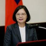 祝賀川普當選,蔡英文:台灣將持續作美國緊密且可靠的夥伴