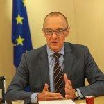 歐盟食安局長訪台:從食安挫折中學經驗成長,未來盼與台灣合作