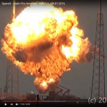 SpaceX「獵鷹9號」火箭測試發生爆炸 美國商業太空飛行再遭重挫