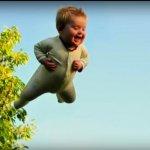 「威爾想飛,我們就讓他飛吧」一位美國爸爸與唐氏症寶寶的故事