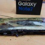 沒充電也遭殃 台灣傳出首起三星Galaxy Note7爆炸事件