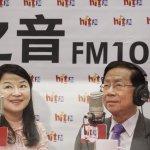 周玉蔻逼問「是否是獨派」 田弘茂:中華民國不是已經獨立了?