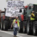 「我們受夠難民了」法國邊境港市加萊民眾封路示威 抗議難民營危機