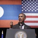 首位訪問寮國的現任美國總統》歐巴馬承諾履行「道德責任」 撥款27億清除未爆彈