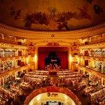 阿根廷百年老劇院化身書店,不枉「世界圖書之都」的美名啊