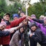 玉山頂實測成功 世大運聖火將登東亞第一高峰