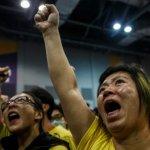 英媒:香港分離思潮—中國製造的運動