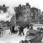 歷史上的今天》9月7日──「保持冷靜,繼續前進」英國倫敦陷入納粹空軍狂轟濫炸