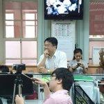吳秉叡連任民進黨團幹事長 劉世芳當選書記長