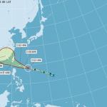 莫蘭蒂轉強颱  東華大學宣布14日停班課