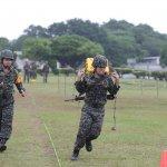國軍3項體測標準下修,國防部:絕不會輸給中共