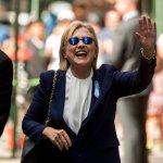 美國總統大選》希拉蕊坦言未遵照醫生指示休息 川普將公布自家健康報告