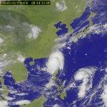 強颱莫蘭蒂來勢洶湧 屏東預估雨量破千毫米