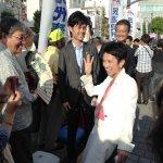 日本「民進黨」黨魁選舉今天投票「台灣的女兒」蓮舫當選呼聲高