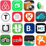 第一次出國自助也不用怕!下載這些App,各國私房景點、交通方式快速搞定