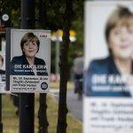 梅克爾再遇逆風》基民盟兵敗首都 德國另類選擇黨首次進入柏林市議會