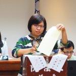 綠委林淑芬未成年子女姓名遭記者公開 徐世榮取消訂閱《自由時報》表抗議