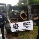 運毒新花招  墨西哥毒販用空氣砲將大麻射進美國