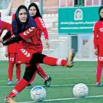 無懼暗殺威脅的阿富汗女子足球員 薩米米:我踢足球是為了證明女人也行