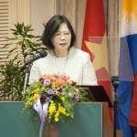 蔡英文談新南向政策 泰國前外長:不要吝於分享民主化知識