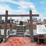 全台碩果僅存的「空中神社」,從日據時代就坐落於台南這棟百貨內