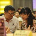 柯文哲又轉彎 蕭曉玲:若你的轉型正義是要再羞辱我,請收回!