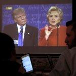 美國總統大選》民主共和兩大黨的福利:總統候選人電視辯論