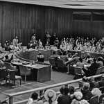 歷史上的今天》9月29日──聯合國安理會邀中國列席審議美軍入侵台灣