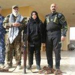 伊斯蘭國頭號刺殺目標是她!伊拉克主婦率軍作戰12年 斬首、焚屍、烹煮敵人頭顱不手軟