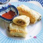對嗜鹹的荷蘭人來說,淡雅的輕食三明治遠比不上這一味:碎絞肉鹹派