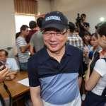 涉侵吞中影案 蔡正元延押2個月