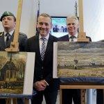 不敢置信!義大利警方掃蕩黑手黨老巢 意外尋獲遭竊14年的梵谷名畫
