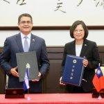 蔡英文出訪 台灣維持中美洲邦交的武器是什麼?宏都拉斯大使獻策
