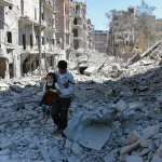 敘利亞內戰屠場》聯合國特使:政府軍與俄羅斯繼續轟炸 這座城市將在今年底完全毀滅