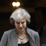 英國女首相梅伊:英國經濟能承受脫歐衝擊