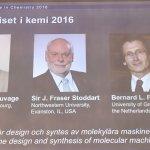 2016諾貝爾化學獎》發明世界最小機器  成為奈米研究基石