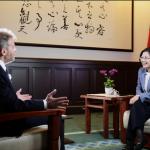華爾街日報專訪 蔡英文:不屈服於中國壓力 願與習近平無前提見面