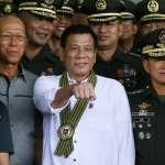 「我們是被上帝賦予能力的天使」  菲國員警證實杜特蒂成立「掃毒特攻隊」