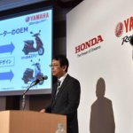 山葉、本田破天荒合作 日本兩大摩托車龍頭攜手生產50cc機車